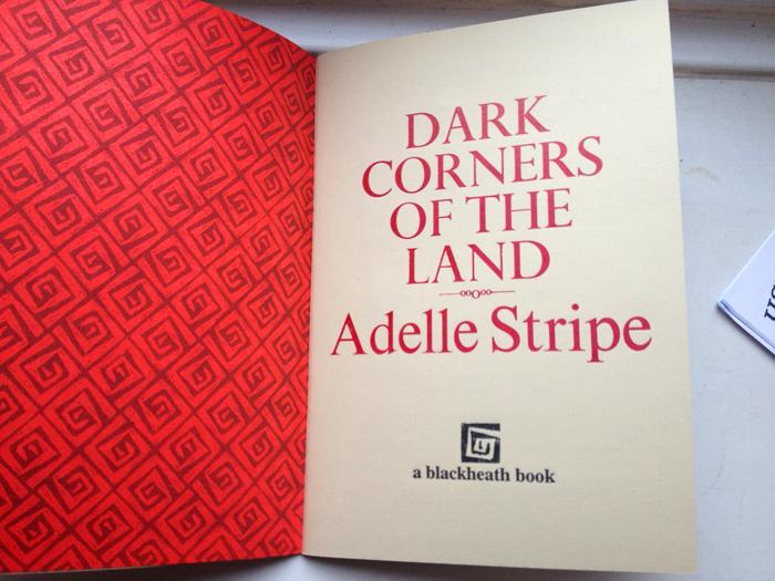 Dark Corner of the Land - Blackheath Books