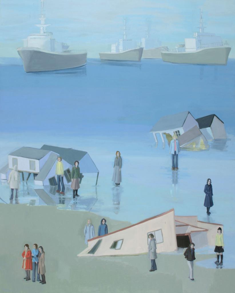 'Doldrums' by Vera Iliatova