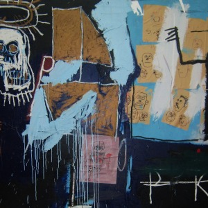 The New York Influence 2: Basquiat and Jazz Poetry