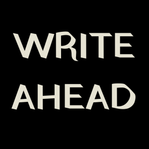 WRITE AHEAD: Free Introductory Workshop (Friday 27 September 2019)