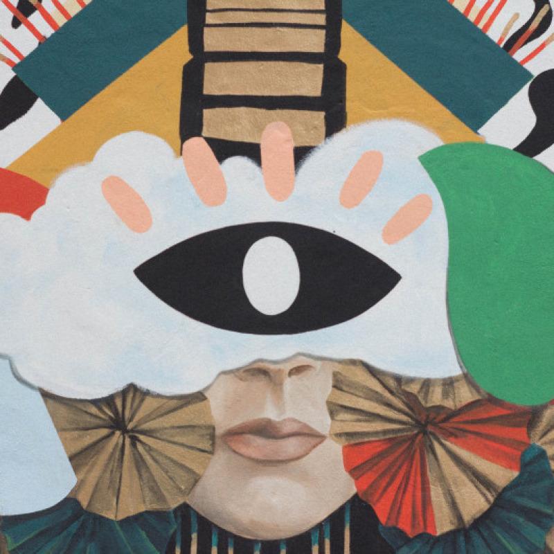Group logo of Arrange, Layer, Combine: Poetry & Collage Studio