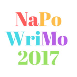 Group logo of NaPoWriMo 2017