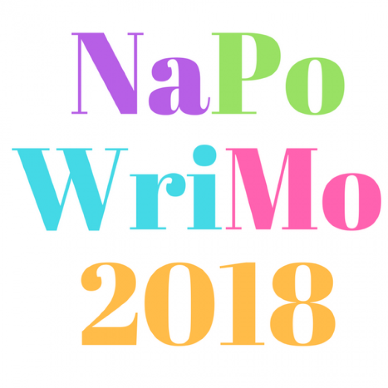 Group logo of NaPoWriMo 2018